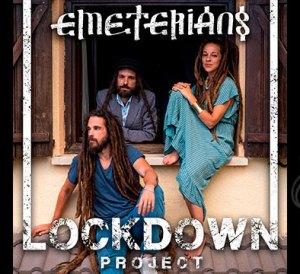 Emeterians - Lockdown Project - cover