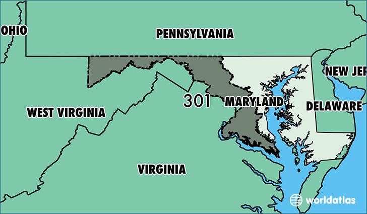 City Of Gaithersburg Maryland Map