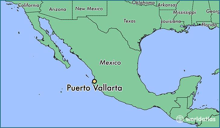 Image result for puerto vallarta map