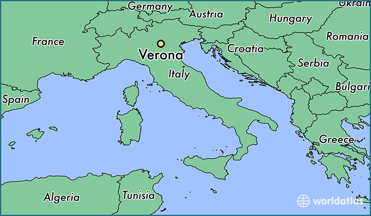 Image result for verona map