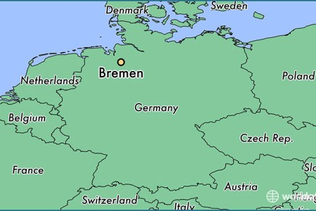 bremen city centre map » Full HD MAPS Locations - Another World ...