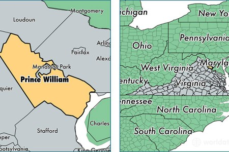 map prince william county virginia » Free Wallpaper for MAPS | Full Maps