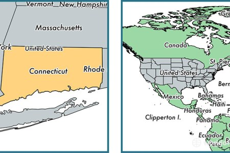 connecticut map usa » Another Maps [Get Maps on HD] | Full HD ...