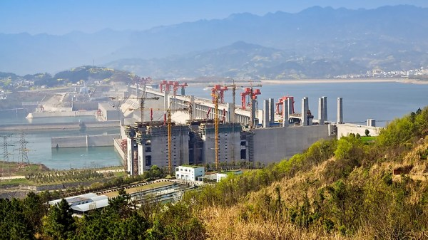 The Largest Hydroelectric Power Stations in China ...