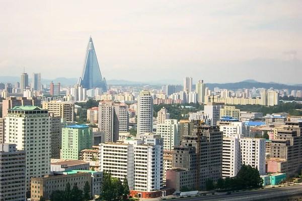 Biggest Cities In North Korea - WorldAtlas.com