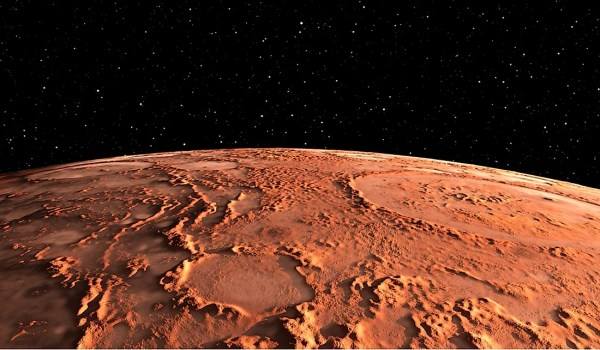 """Why Is Mars Called The """"Red Planet?"""" - WorldAtlas.com"""