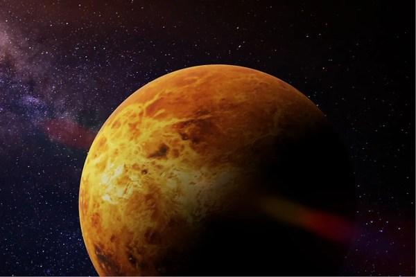 What Color is Venus? - WorldAtlas.com