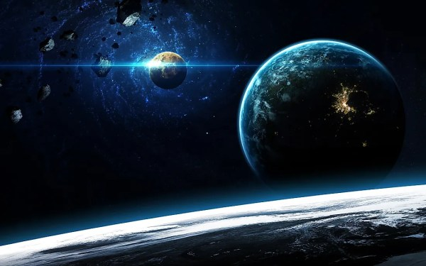 How Many Types Of Planets Are There? - WorldAtlas.com