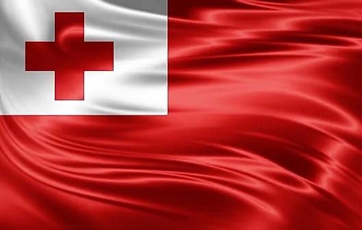Hasil gambar untuk Tonga flag