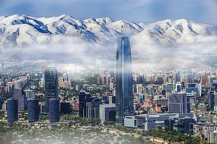 # 7 Chile - 18 milhões