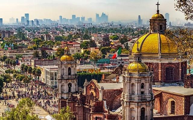 #5 Mexico City - 21.6
