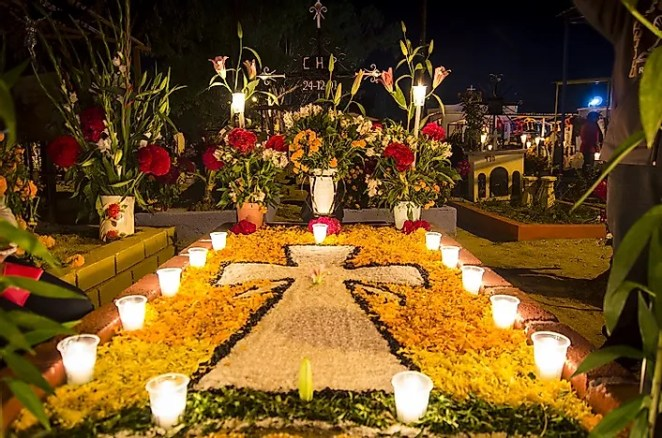Image result for mexico's day of the dead