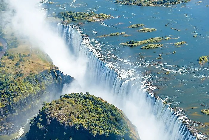 The Most Beautiful Waterfalls In World Sharon Omondi WorldAtlas