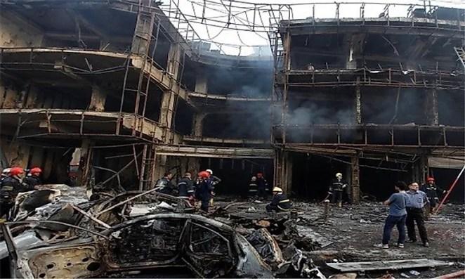 #8 2016 Karrada bombing -