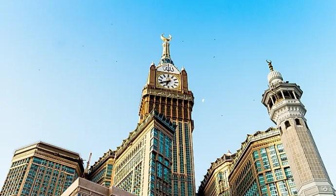 os países mais ricos do mundo - arábia saudita