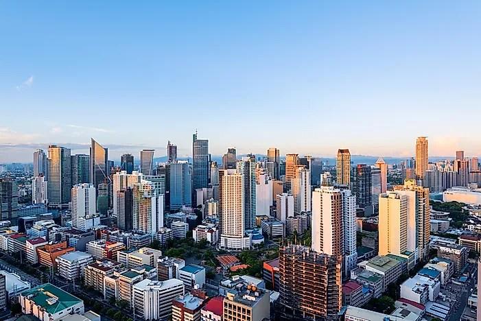 # 8 Filipinas - 100,6 milhões