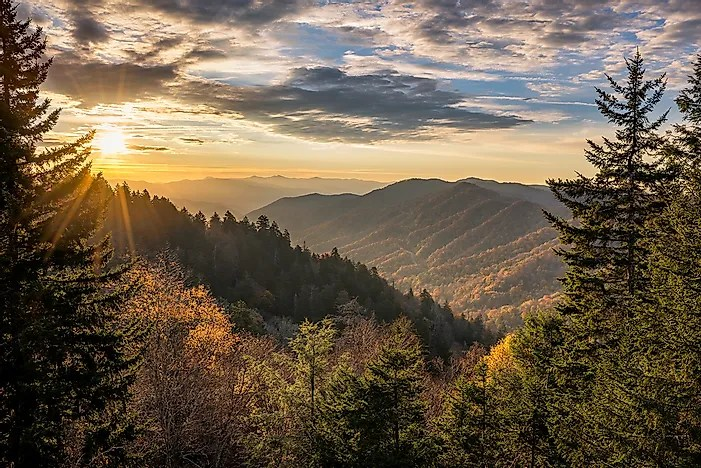 Where Are The Great Smoky Mountains
