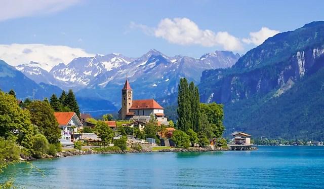 #10 Switzerland