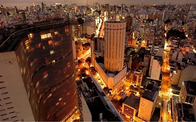 #4 Sao Paolo - 21.7 million