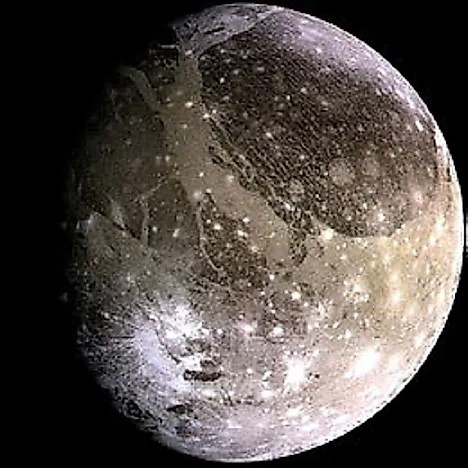 Planets With The Most Moons - WorldAtlas.com