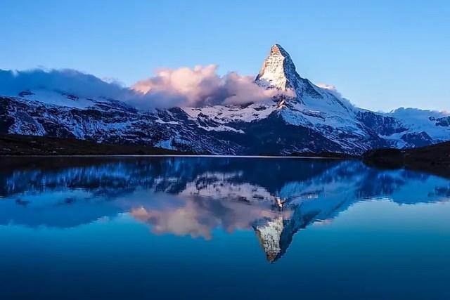 #2 Mount Matterhorn