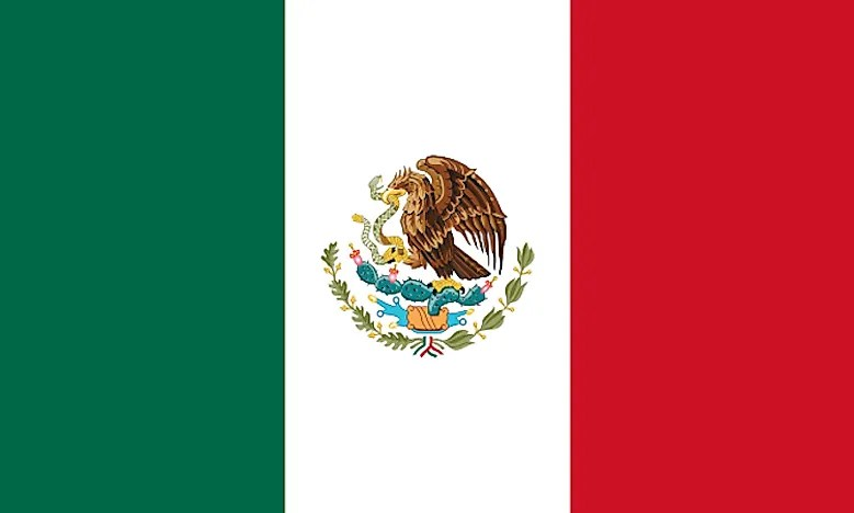 Image result for mexican flag