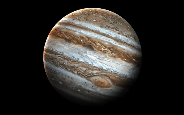 What Is Jupiter Made Of? - WorldAtlas.com