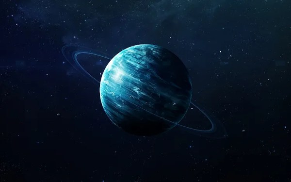 Uranus the Coldest Planet in the Solar System