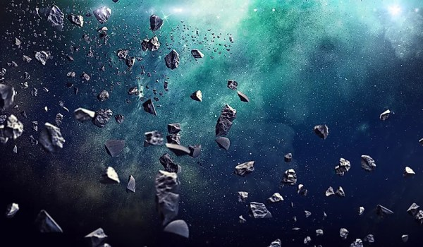 What Are Asteroids Made Of? - WorldAtlas.com