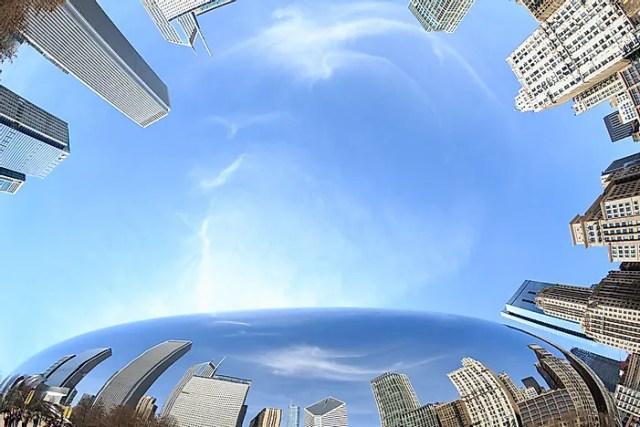 #4 Cloud Gate - 2006