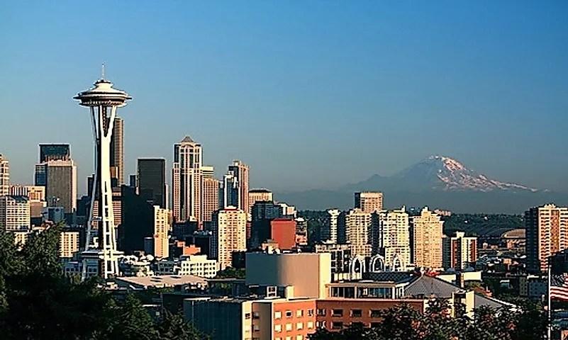 # 8 Seattle, EUA -