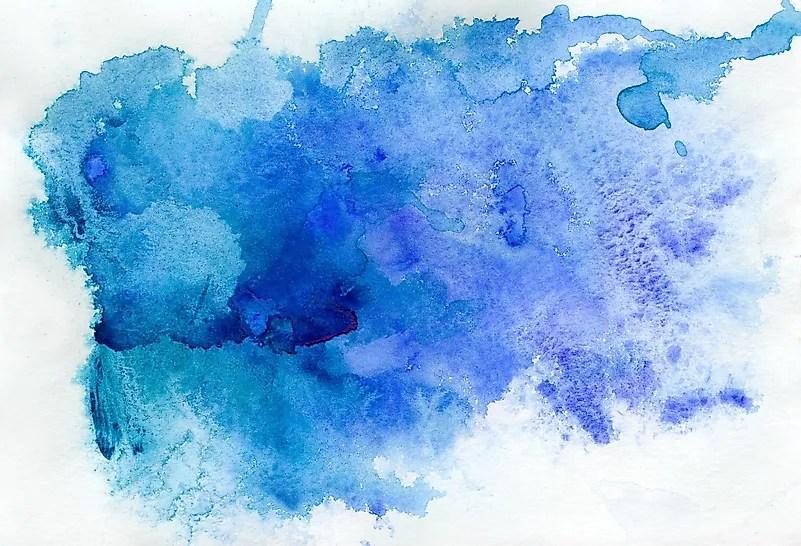 Agora o azul é considerado a cor preferida pela maioria do mundo.