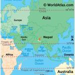 Nepal Maps Facts World Atlas