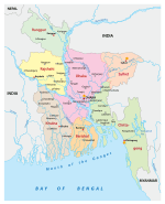 Bangladesh Maps Facts World Atlas