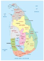 Sri Lanka Maps Facts World Atlas