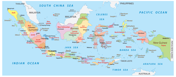 Indonesia Maps Facts World Atlas