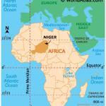 Niger Maps Facts World Atlas