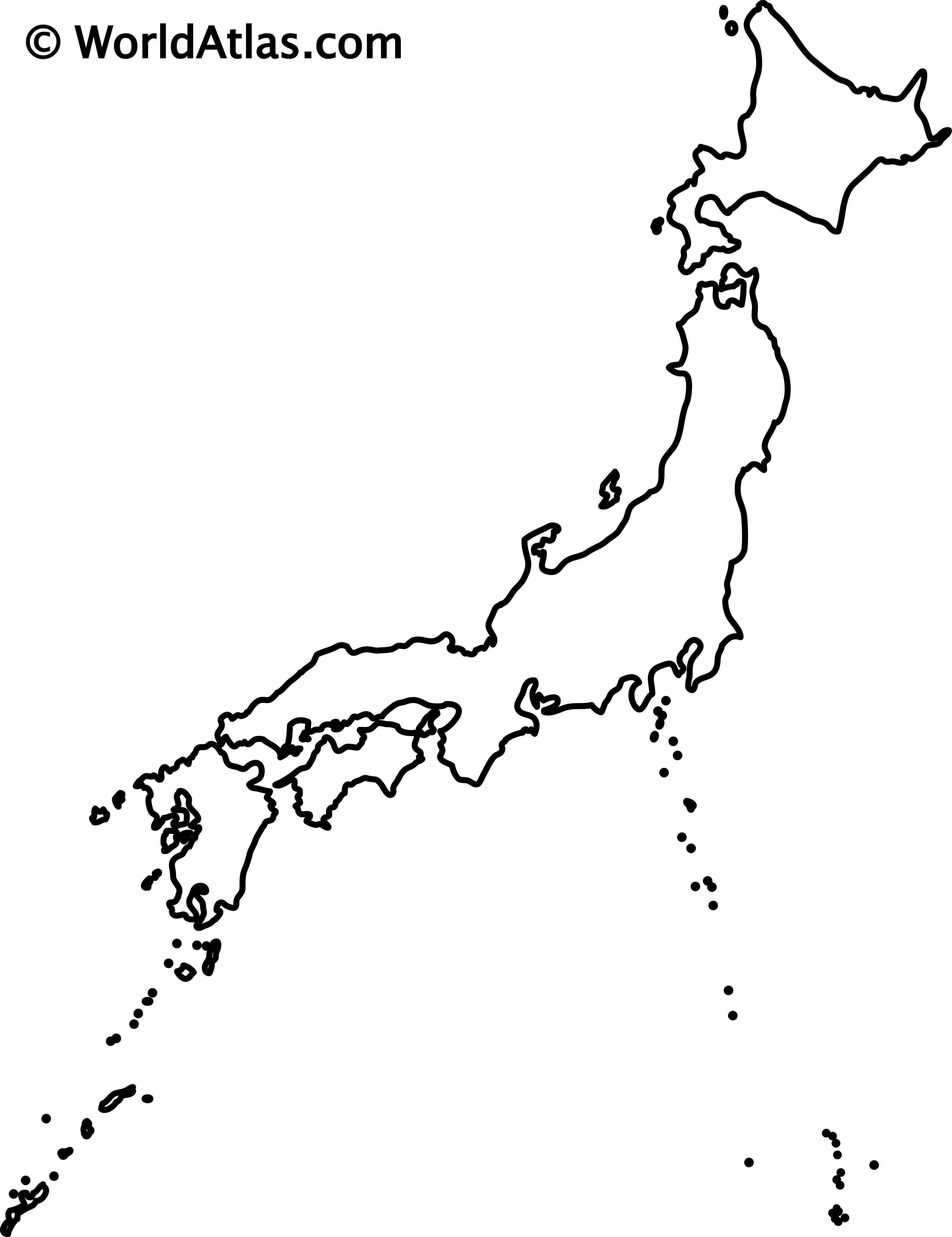 Japan Maps Facts World Atlas