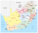 South Africa Maps Facts World Atlas