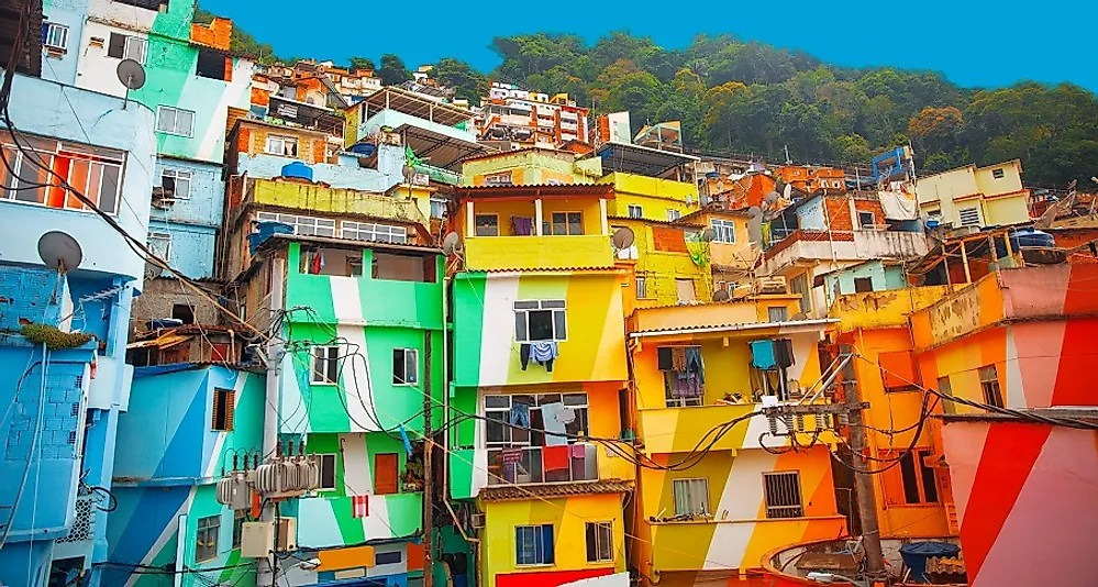 What Are The Favelas Of Brazil