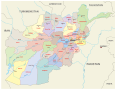 Afghanistan Maps Facts World Atlas