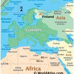 Finland Maps Facts World Atlas