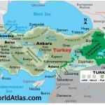 Turkey Maps Facts World Atlas