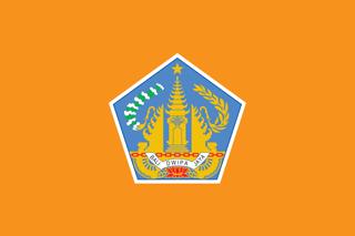 Bali flag