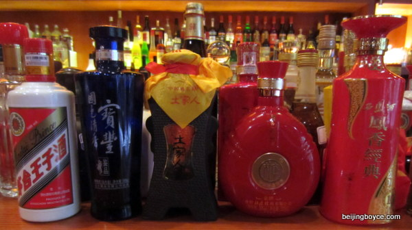 2013 June Baijiu Tasting 006