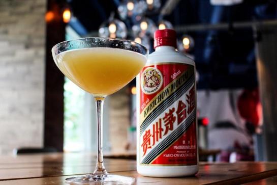 world baijiu day 2017 sumiao hunan kitchen cocktails ice cold fusion