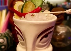 world baijiu day tiki