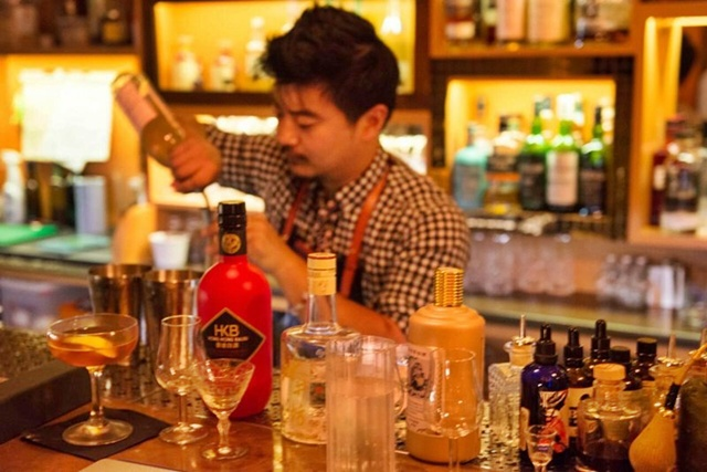 World Baijiu Day 2017 London Demon and Wise Paul Mathew 2
