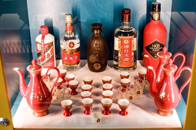World Baijiu Day 2017 Sumiao Hunan Kitchen