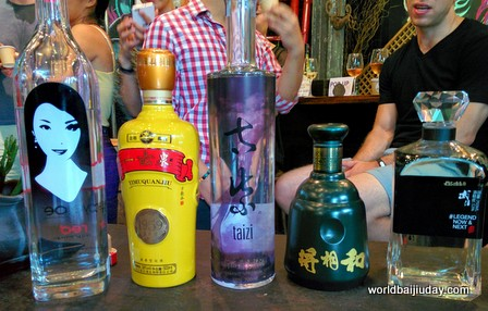 World Baijiu Day Launch Night (7)